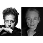 Philip Glass & Laurie Anderson @ Royal Festival Hall, London
