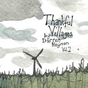 Darren Hayman - Thankful Villages Volume 2