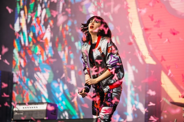 Yeah Yeah Yeahs, live at All Points East 2018