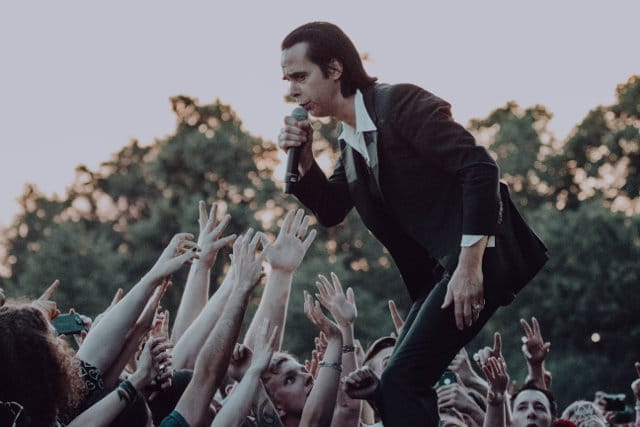 Nick Cave, live at All Points East 2018