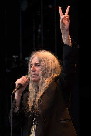 Patti Smith, live at All Points East 2018