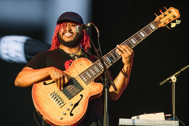 Thundercat, live at Field Day 2018