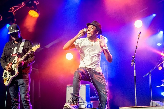 Songhoy Blues (photo: Ben Willmott)