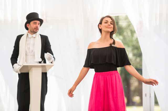 Paul Ham & Raphaela Papadakis