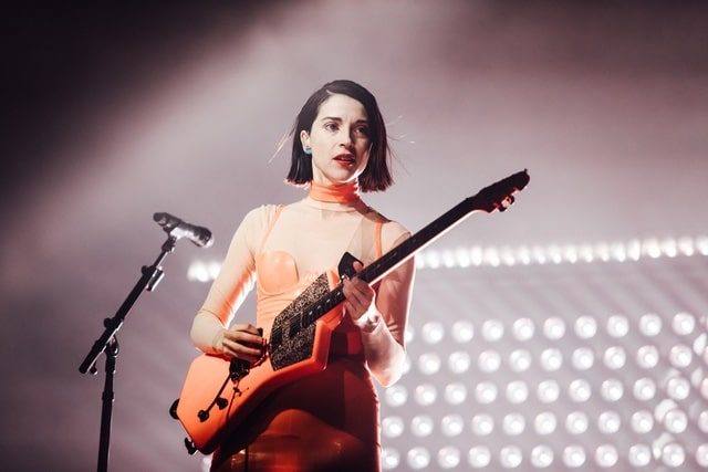 St Vincent, live at End Of The Road 2018
