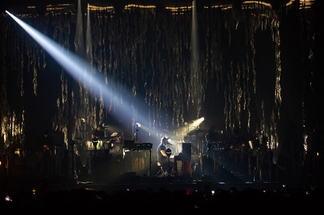 Bon Iver at Pitchfork Paris