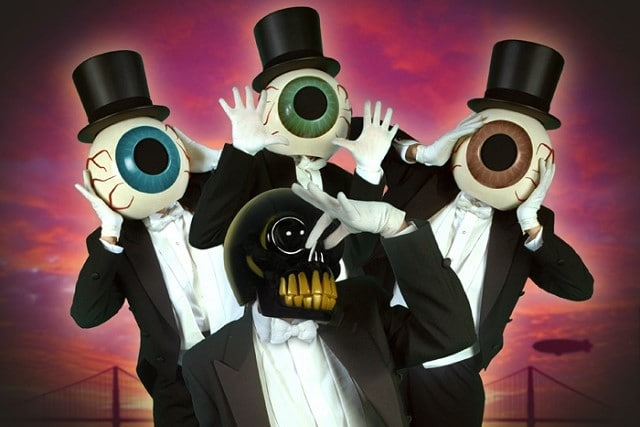 The Residents play Union Chapel on Monday 4th February.
