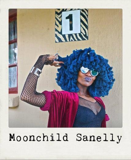 Moonchild Sanelly