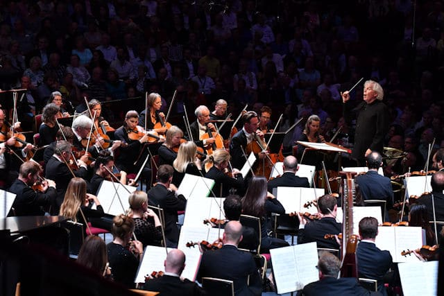 LSO, Sir Simon Rattle BBC Proms