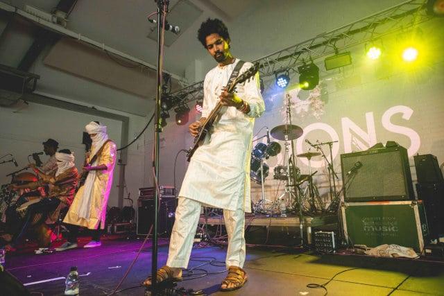 Imarhan at Visions 2019