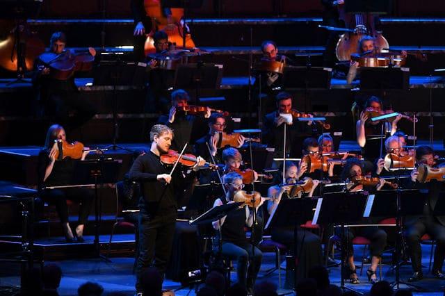 Daniel Pioro, BBC Proms Youth Ensemble, Jonny Greenwood, Hugh Brunt