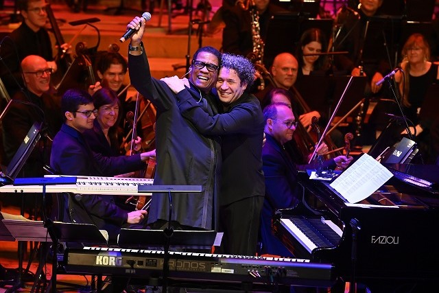 Herbie Hancock & Gustavo Dudamel