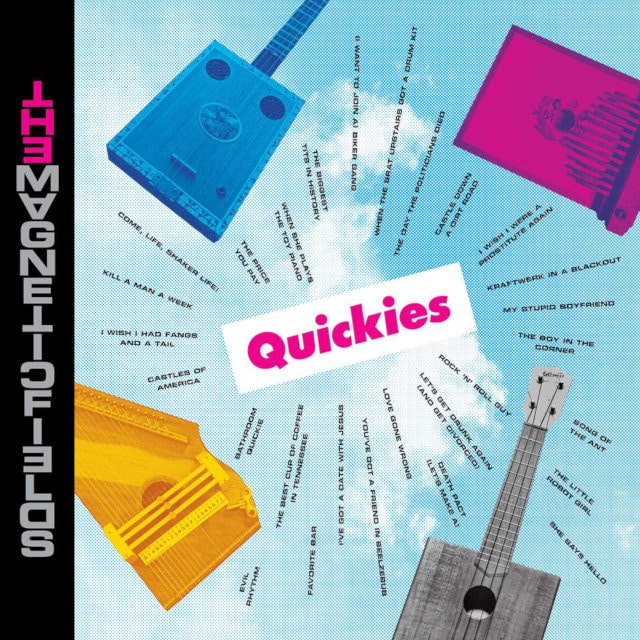 The Magnetic Fields - Quickies | Album Reviews | musicOMH
