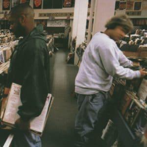DJ Shadow - Entroducing...