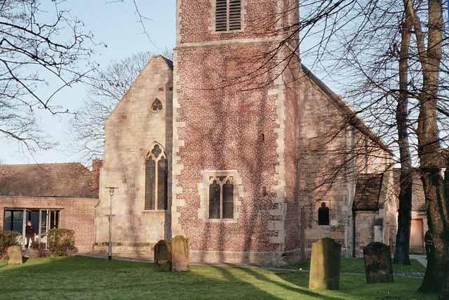 St Margaret's church, Walmgate