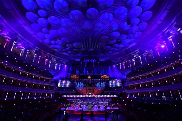 Proms 2020 Live: The Last Night of the Proms