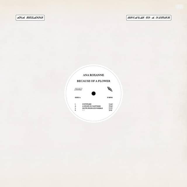Ana Roxanne - Because Of A Flower | Album Reviews | musicOMH