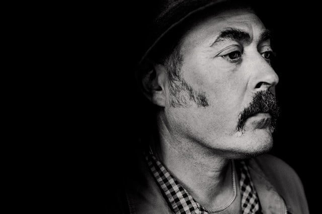 Stuart Staples of Tindersticks