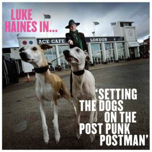 Luke Haines - In... Setting the Dogs on the Post Punk Postman