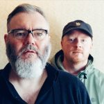 """Arab Strap: """"Our music's intimate points have changed from being about dirty be..."""