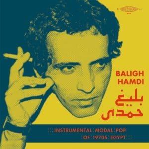 Baligh Hamdi - Instrumental Modal Pop Of 1970s Egypt