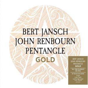 Jansch Renbourn Pentangle - Gold