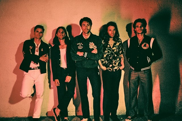 The Vaccines (photo by Frank Fieber)