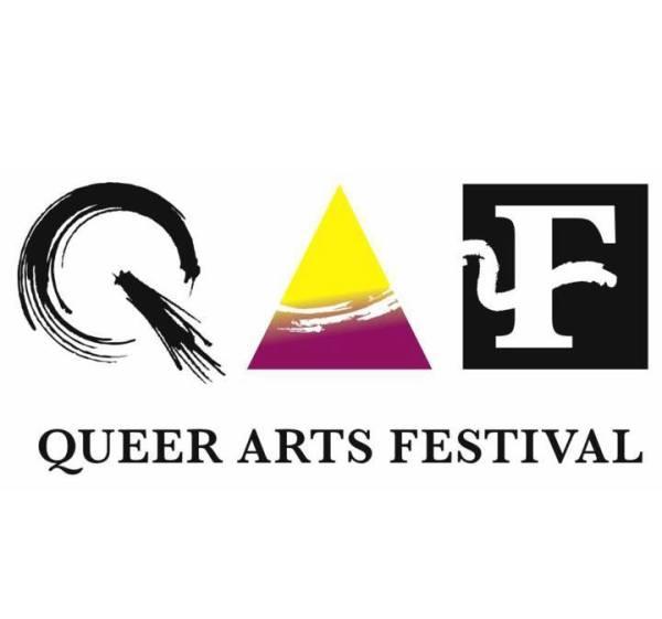 Queer arts festival logo