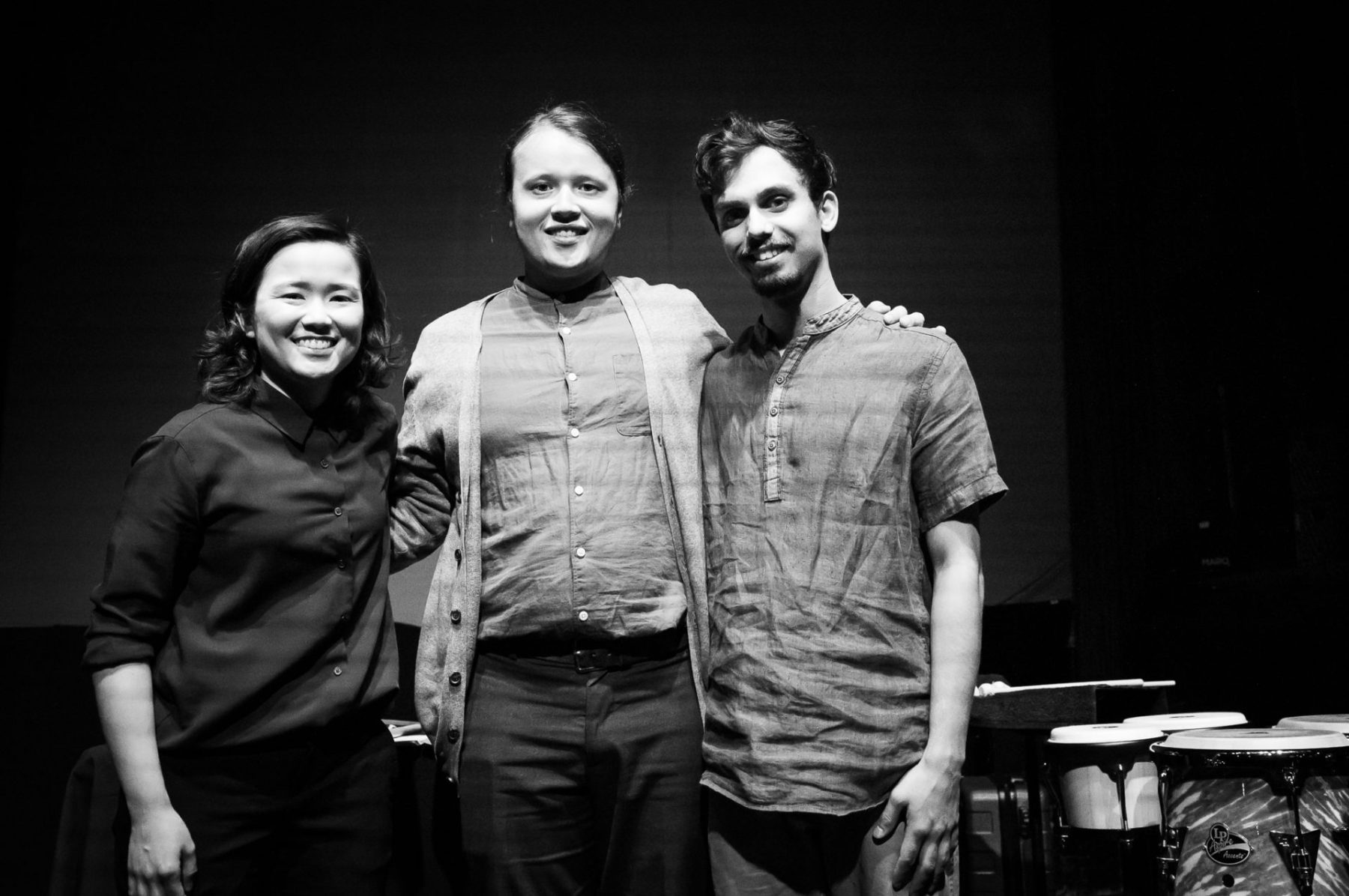 Julia Chien, Alex Mah & Matthew Ariaratnam, Emerge on Main, AMOT 2019