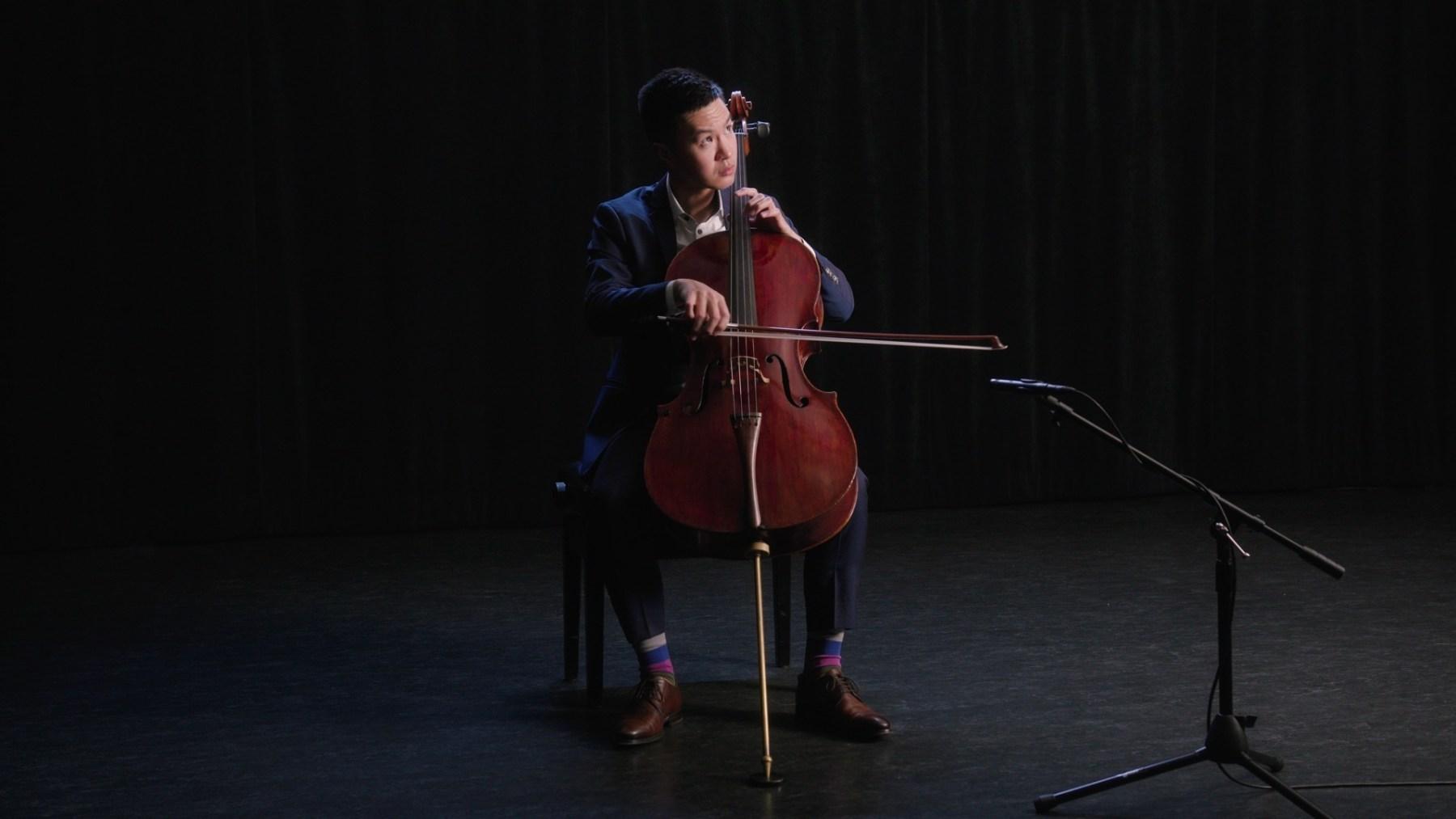 jonathan lo, cello