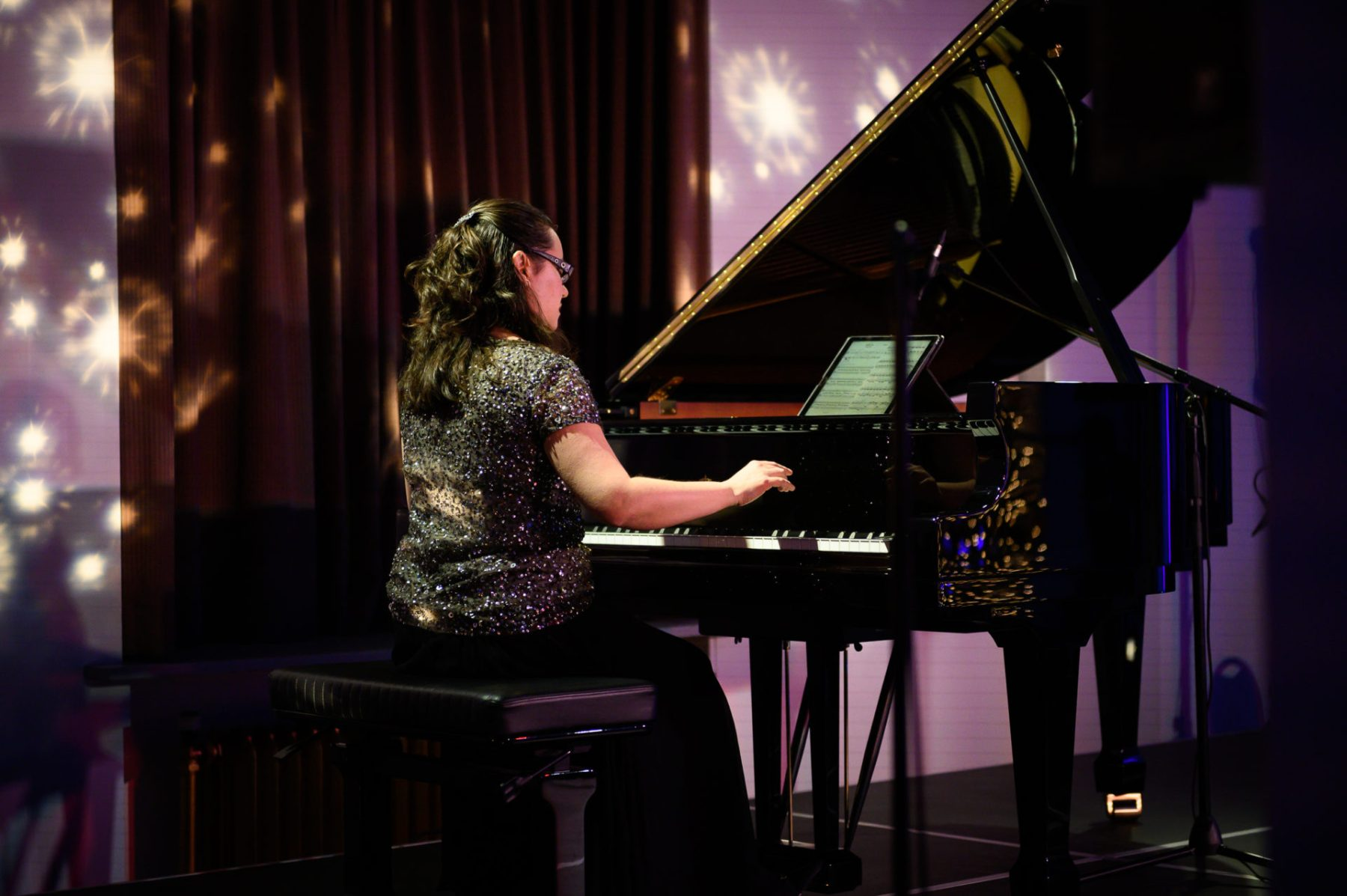 Rachel Kiyo Iwaasa, Music for the Winter Solstice 2018