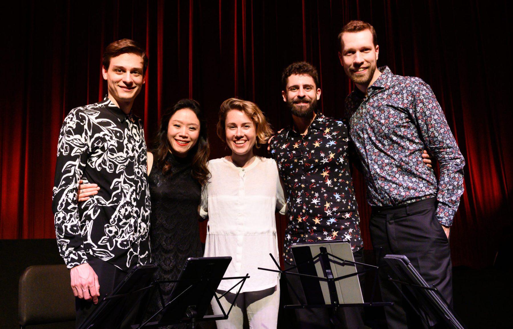 Tesla Quartet, AMOT 2019
