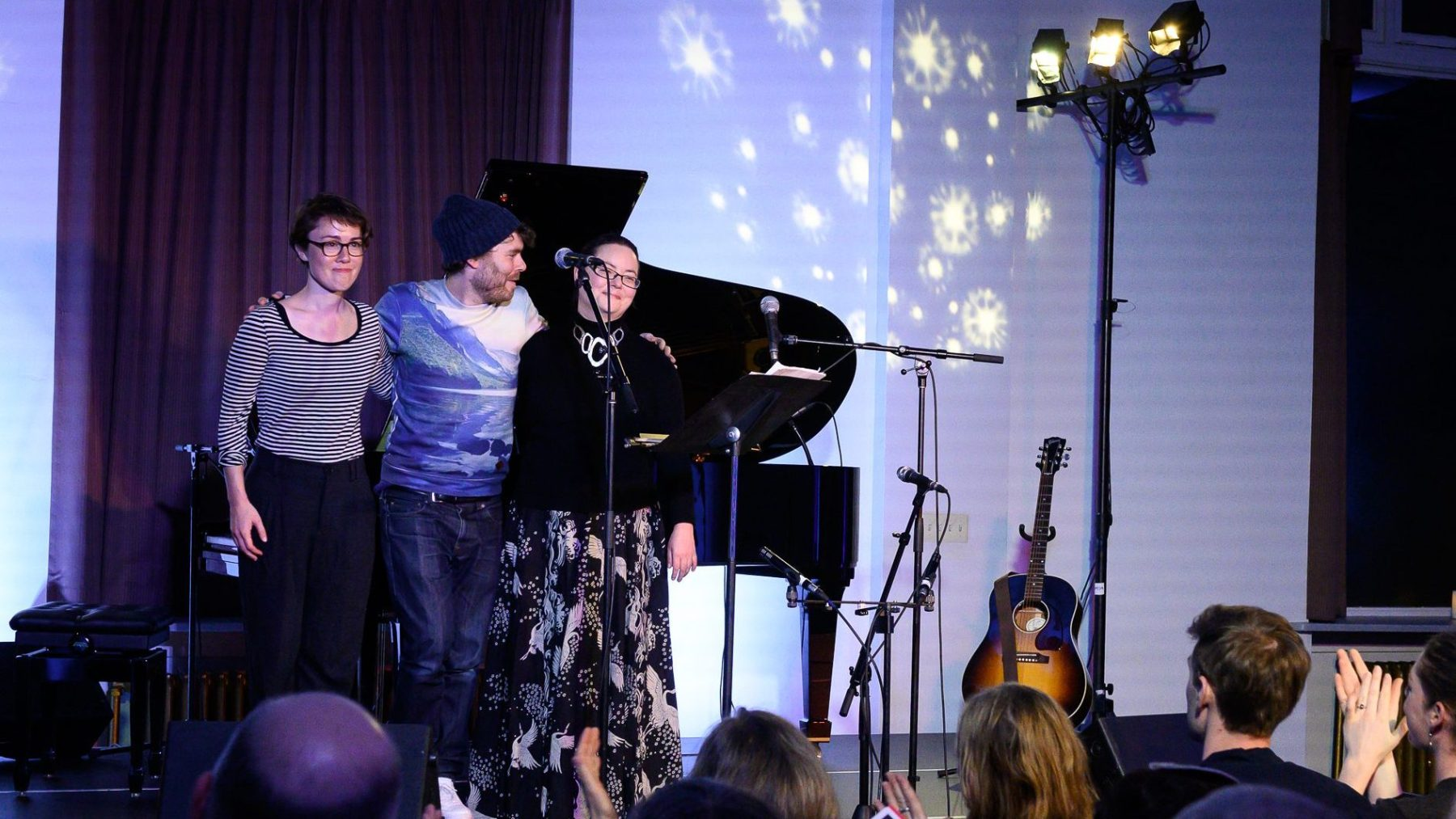 Rachel Kiyo Iwaasa, Caroline Shaw, Gabriel Kahane, Music for the Winter Solstice 2019