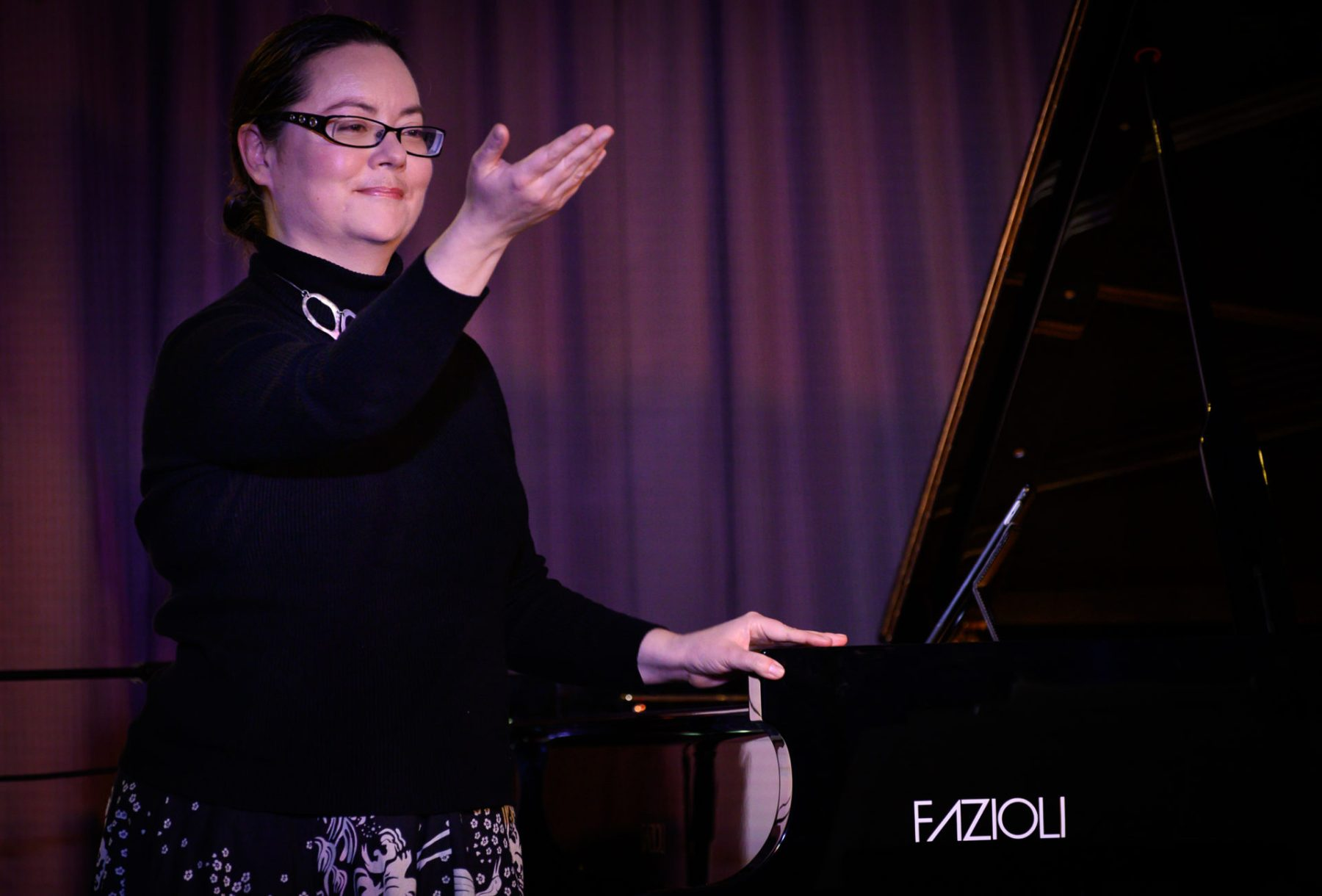 Rachel Kiyo Iwaasa, Music for the Winter Solstice 2019