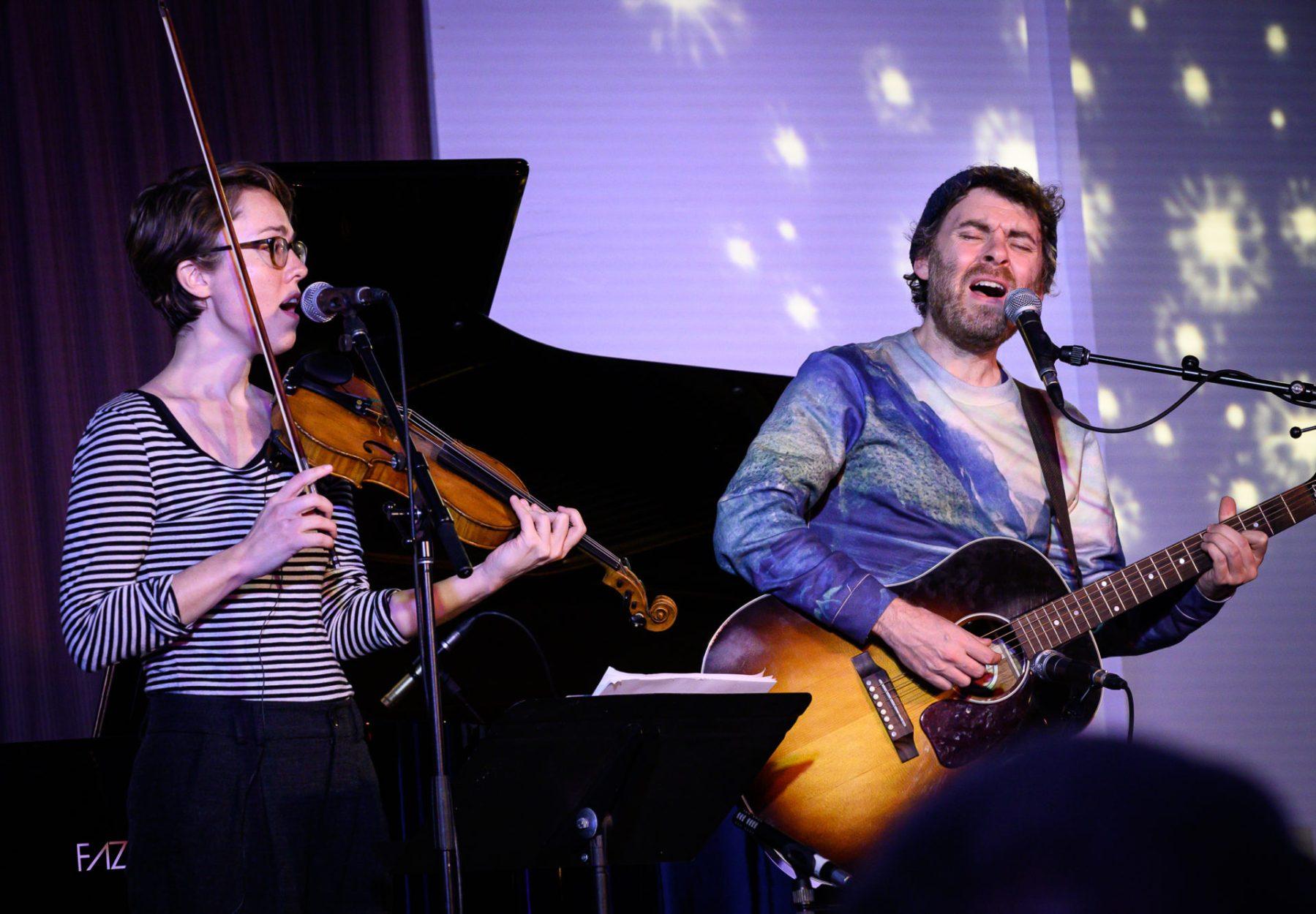 Caroline Shaw, Gabriel Kahane, Music for the Winter Solstice 2019