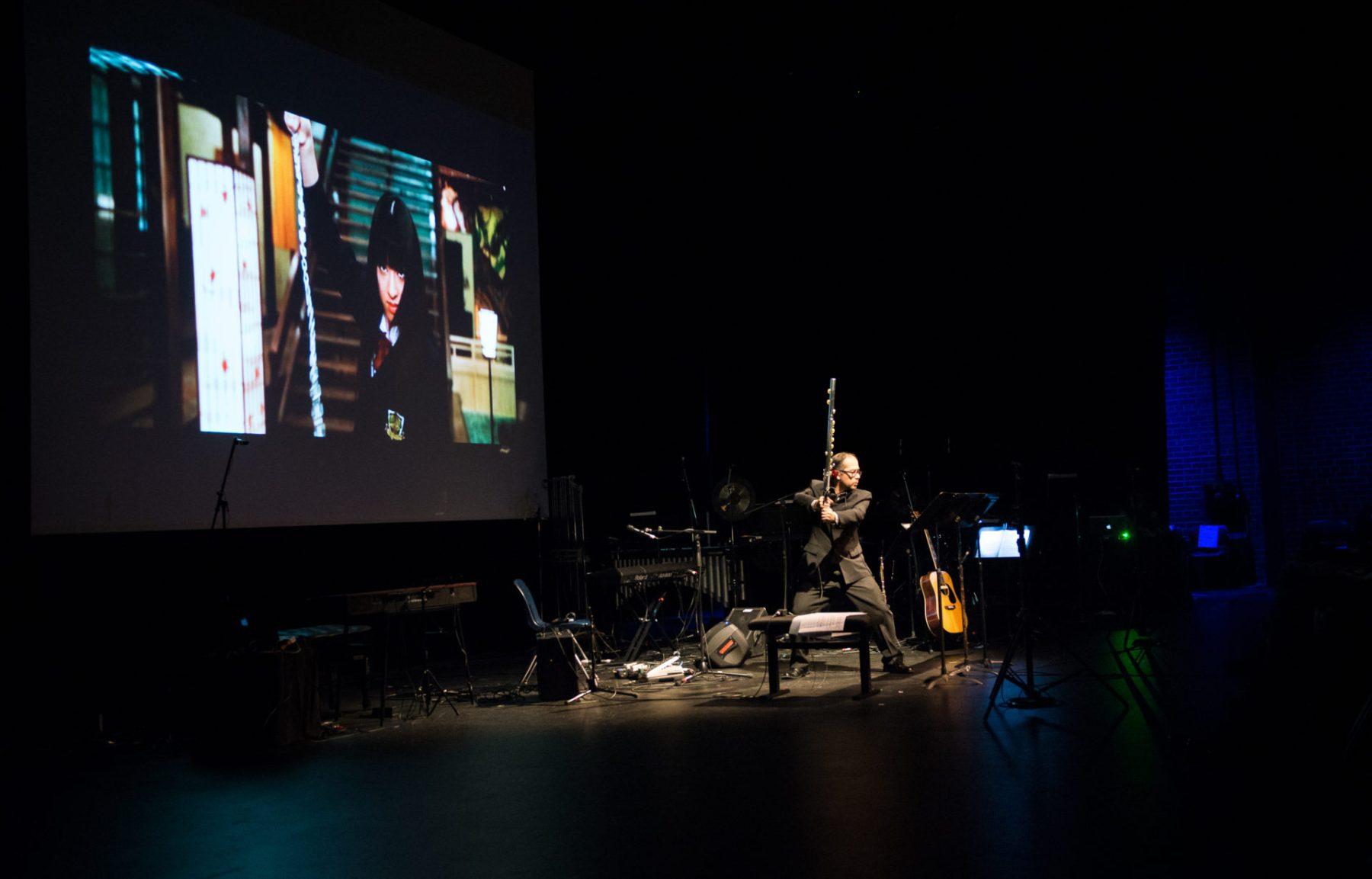 Mark Takeshi McGregor, Tarantino, Modulus Festival 2015