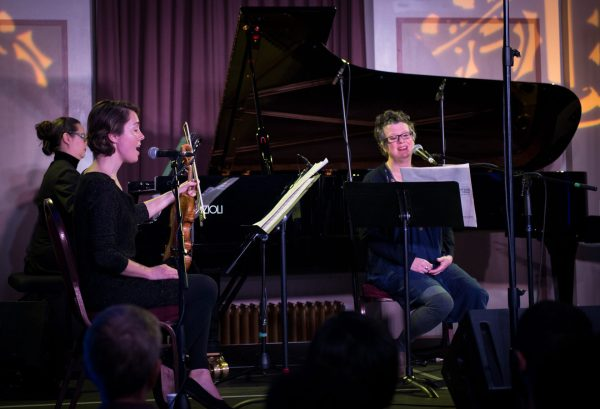 Veda Hille, Caroline Shaw, Rachel Kiyo Iwaasa, Music for the Winter Solstice 2016