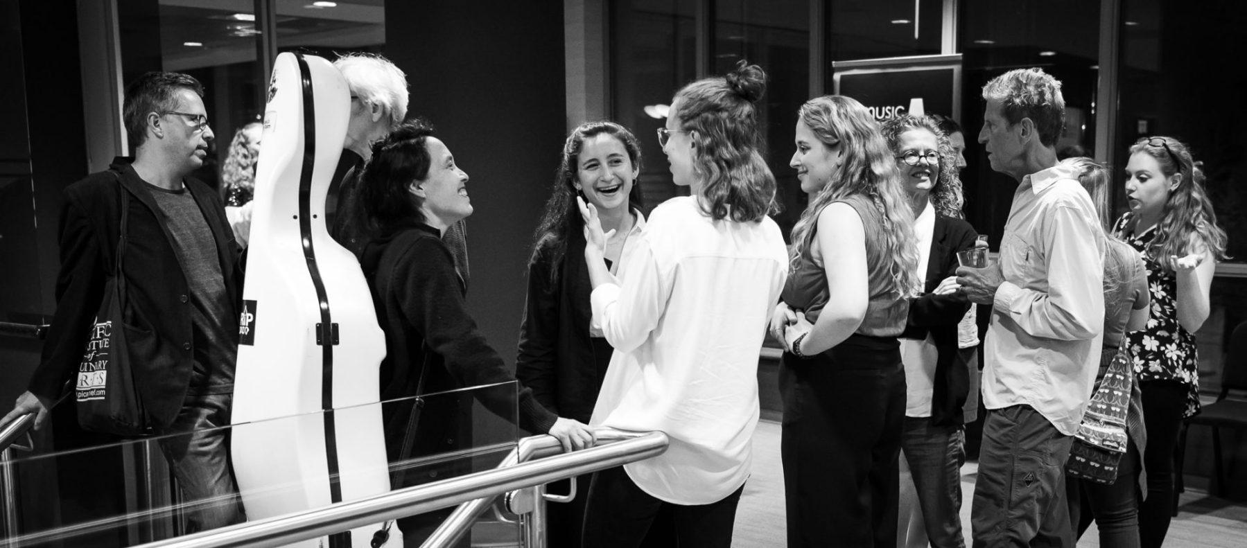 Echéa Quartet, The Kessler Academy 2019