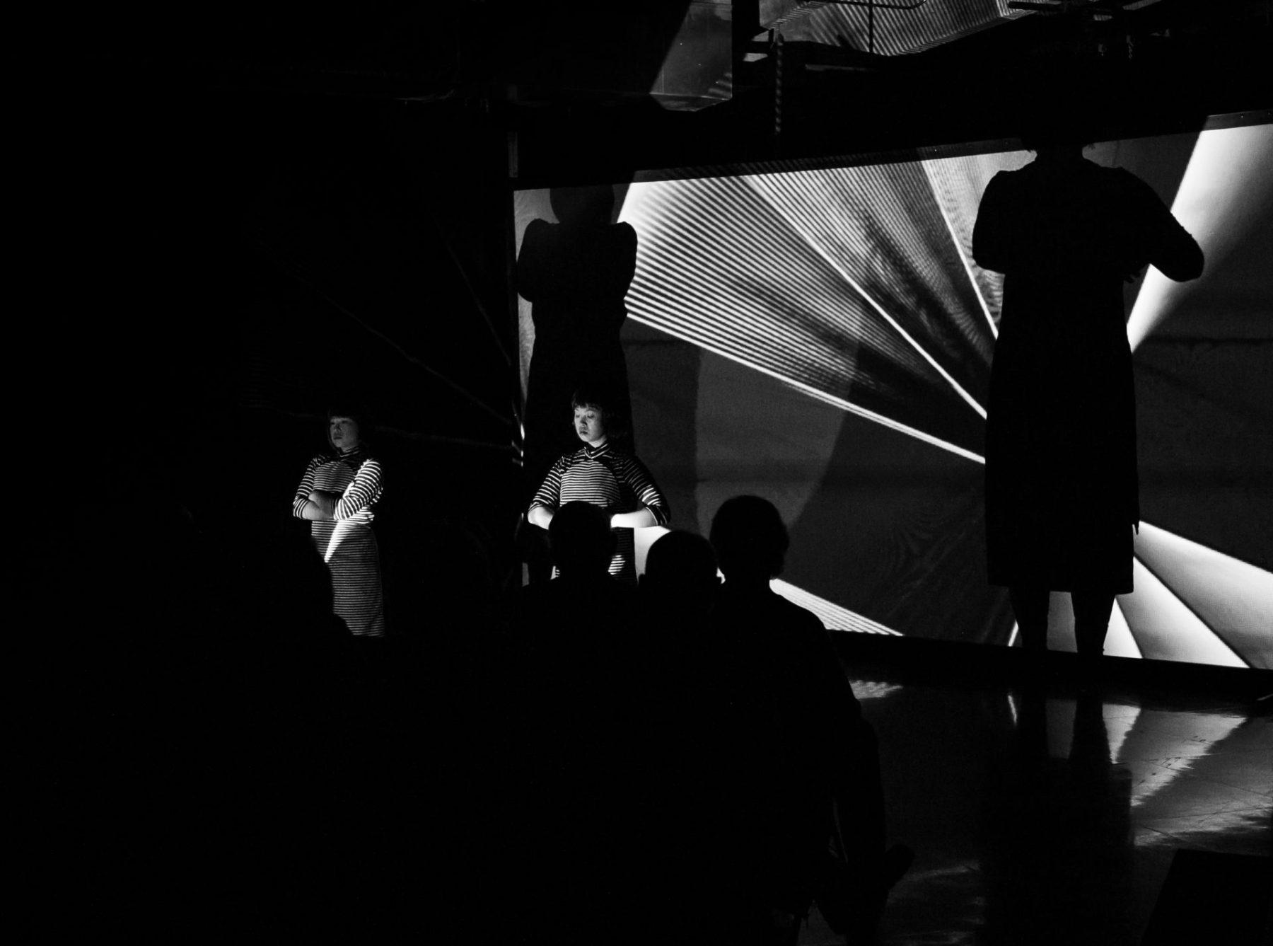 Nancy Tam, Anjela Magpantay, Walking at Night by Myself 2019