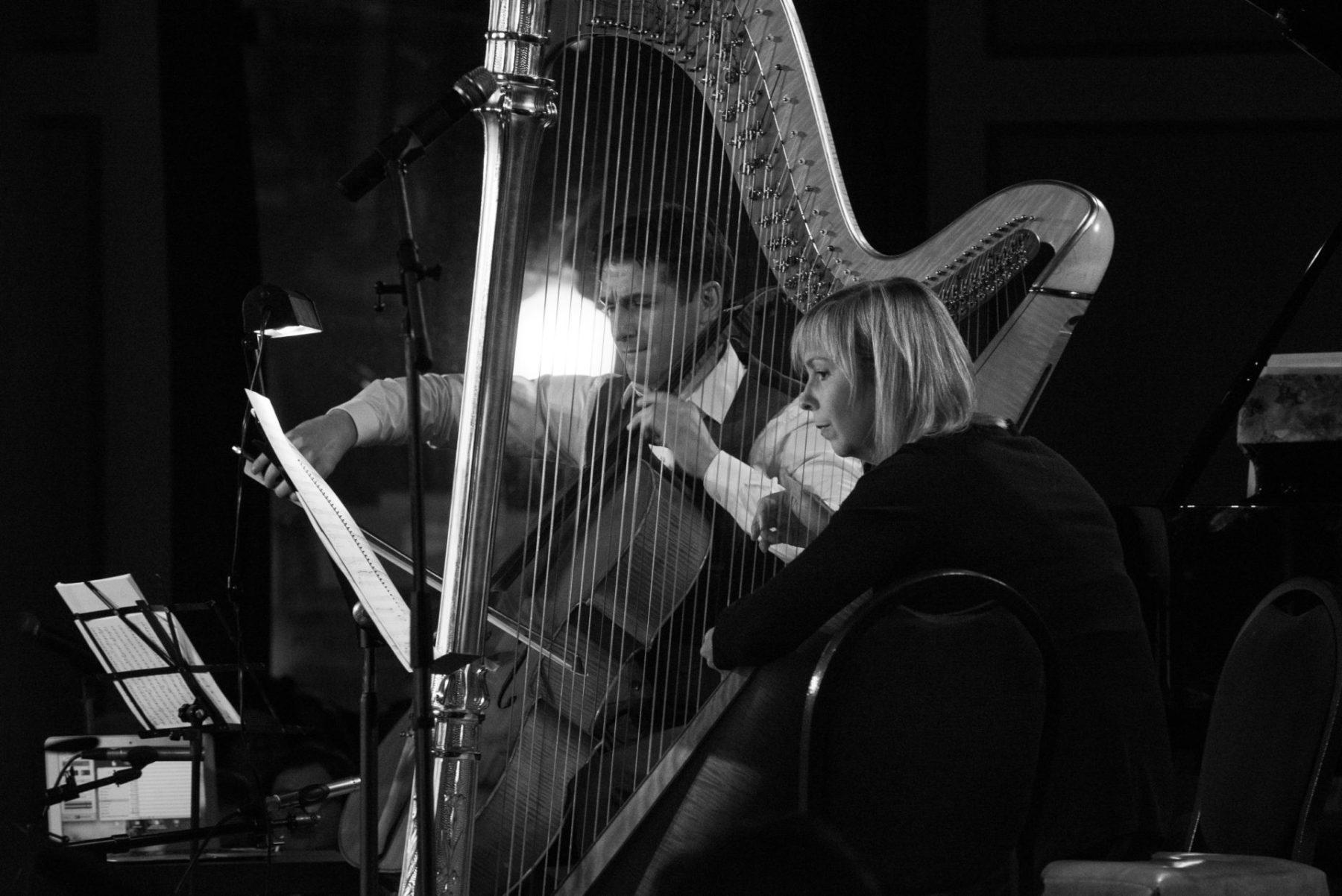 COULOIR, Ariel Barnes & Heidi Krutzen, Music for the Winter Solstice 2015