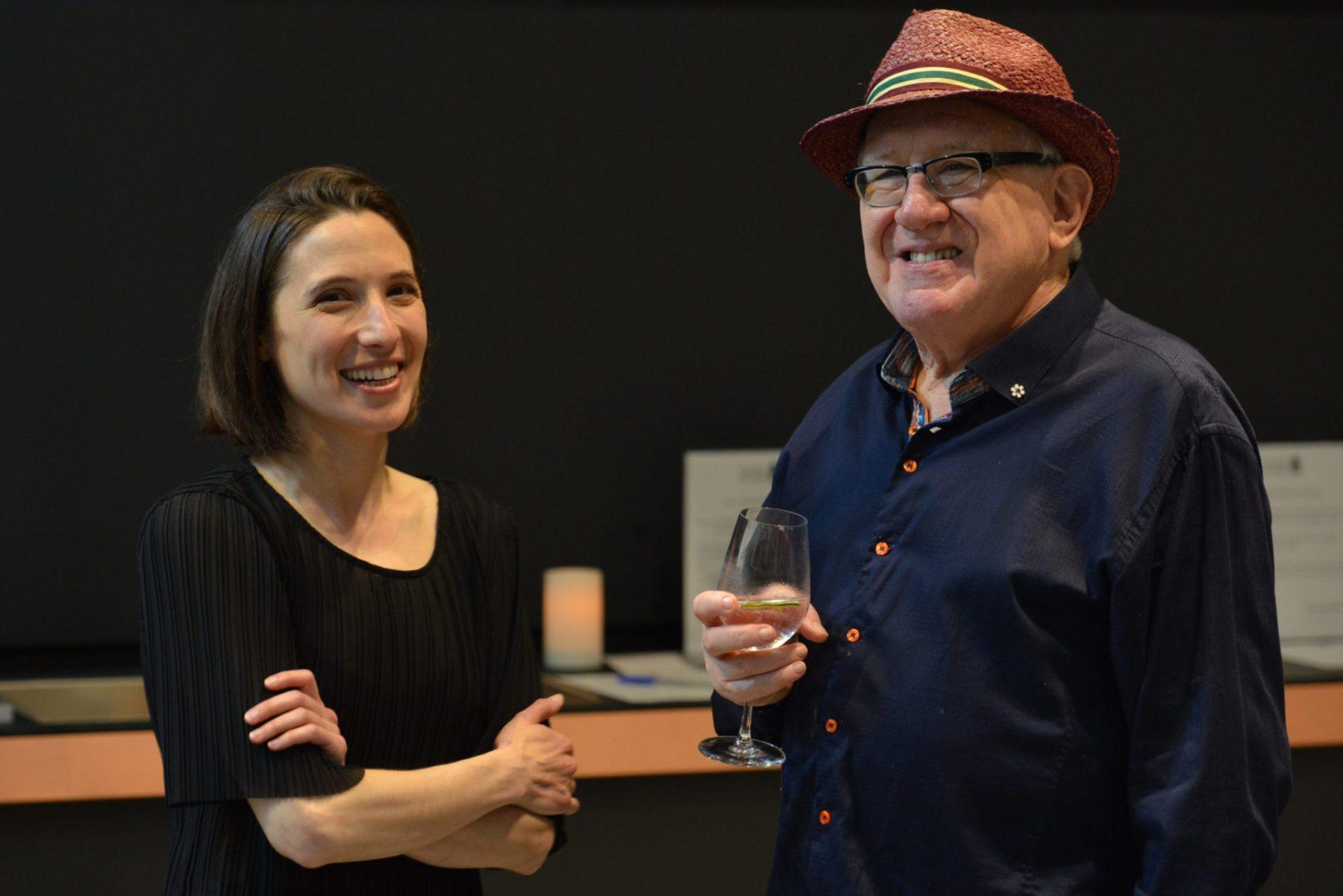 Vanessa Goodman & Robert Silverman, Mmmmm