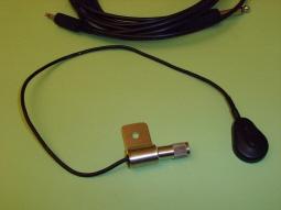 Model 3010 Piezoelectric single-head transducer