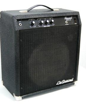 Bassist 20 Amp (Photo courtesy of David Byrne)