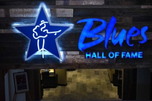 Blues Hall of Fame-Steve Likens