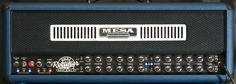 MusicPlayerscom Reviews  Guitars  MesaBoogie Road