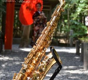 Forestone_Saxophone