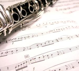 clarinet-and-score