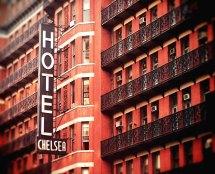 Chelsea Hotel Una Casa Patti Smith Nido 'amore