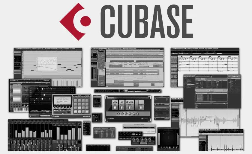 Cubase is a music production all-in-one solution, one of the most well-known and used music software