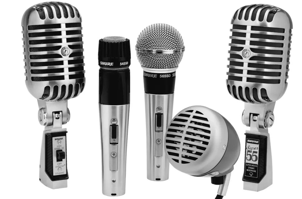 What is microphone